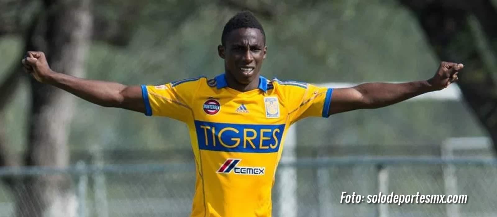 Quiñonez podría ser uno de los jugadores que llegue a préstamo desde el Tigres Mexicano.